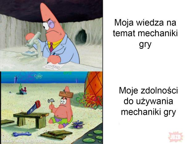 Mechanika gry