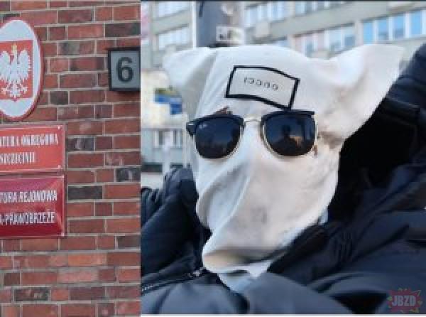 """Łukasz """"Kamerzysta"""" aresztowany na 1 miesiąc."""