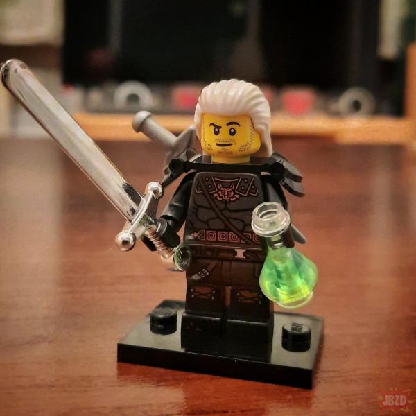 Geralt z Lego