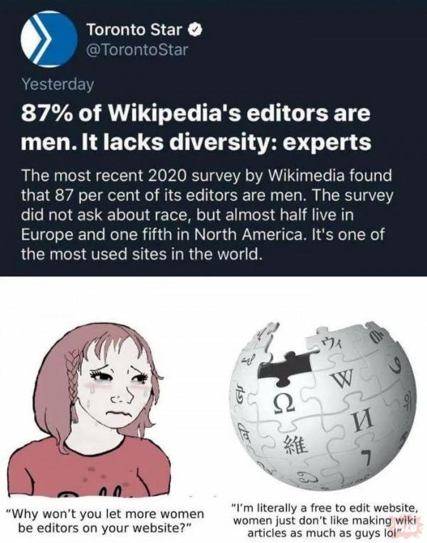Wikipedia XD