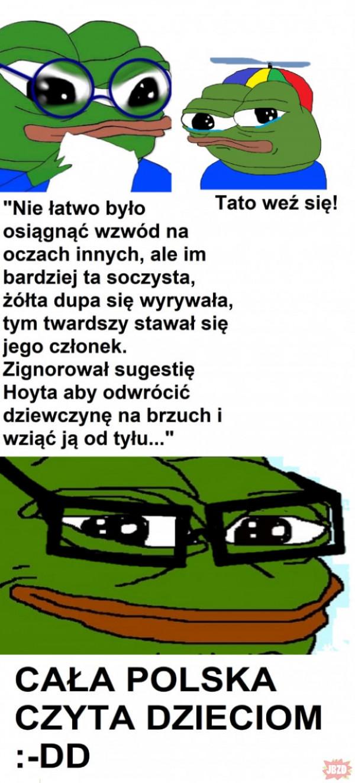 Cała Polska czyta dzieciom :-DDD
