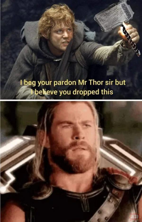 Sam i Thor