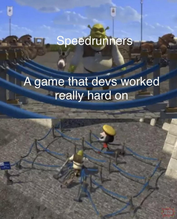 Speedrunerzy