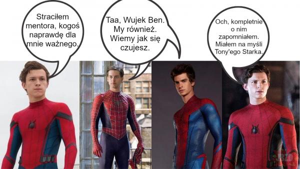 Wujek Ben > Tony Stark