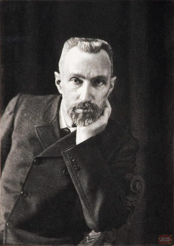 Dziś mamy 162. rocznicę urodzin Pierre'a Curie