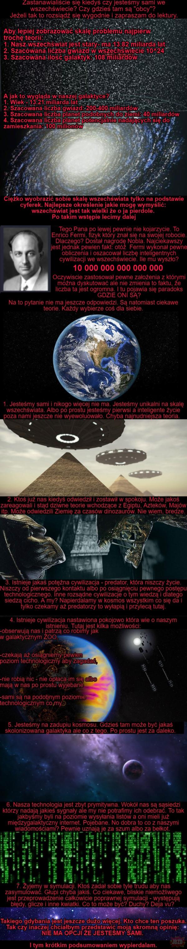 ulep o Paradoksie Fermiego
