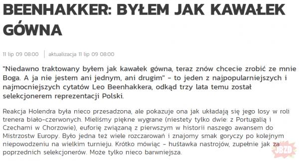 W Polsce nadal stabilnie