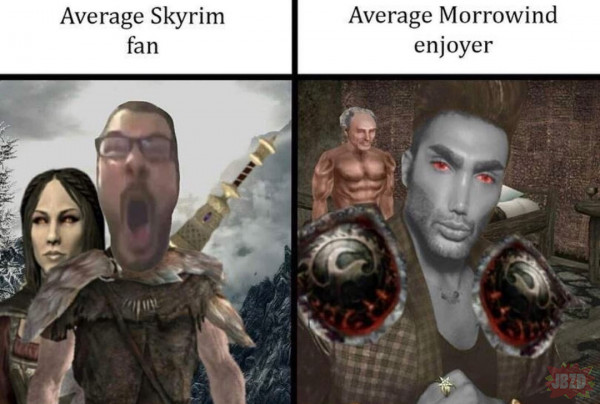 Tylko Morrowind!
