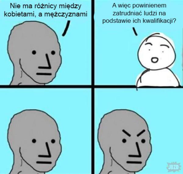 Równość xD