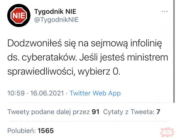 Sejmowa infolinia