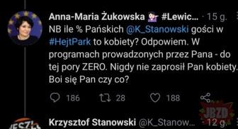 Lewaki vs Stanowski