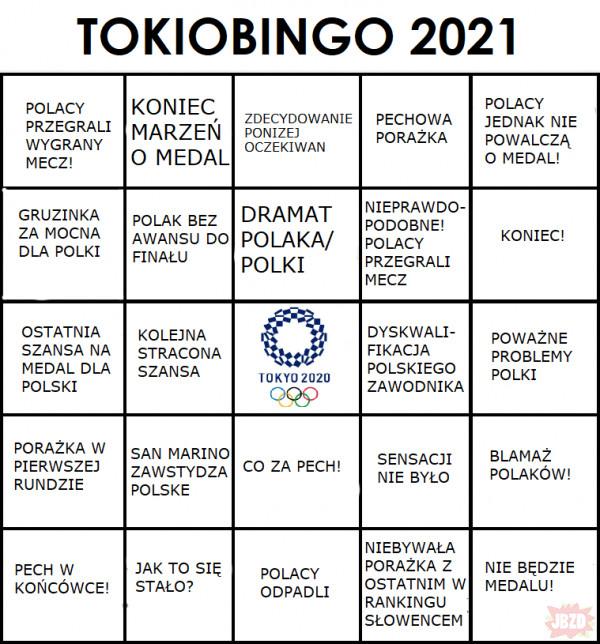 Tokio Bingo