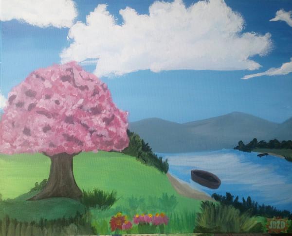 I cyk, kolejne ćwiczenia z malowania