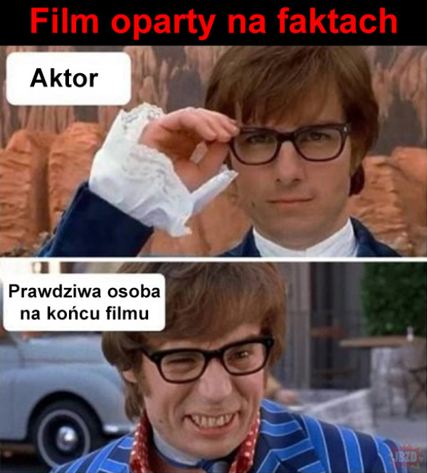 Film oparty na faktach