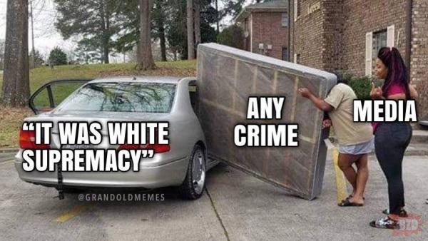 Wszędzie Biała Supremacja
