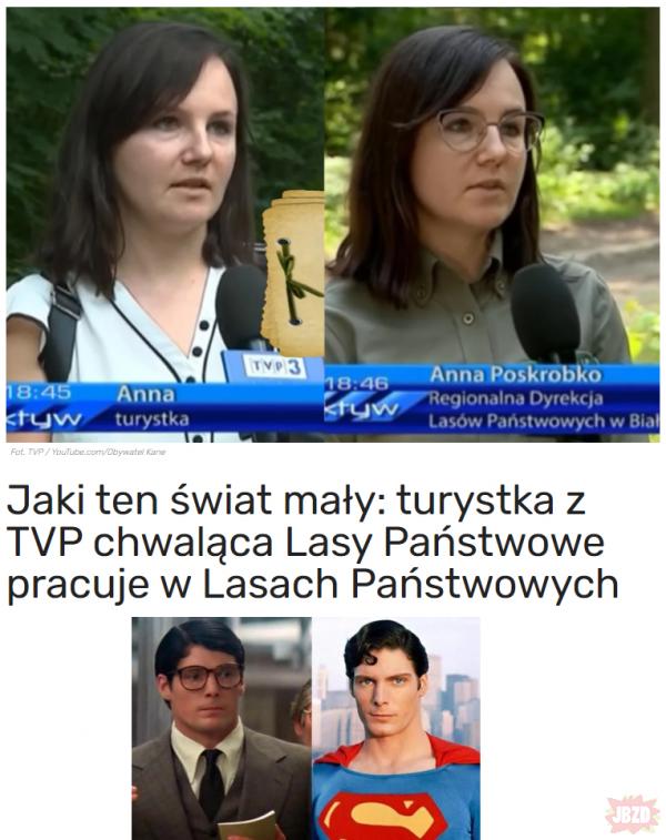 Polski Clark Kent