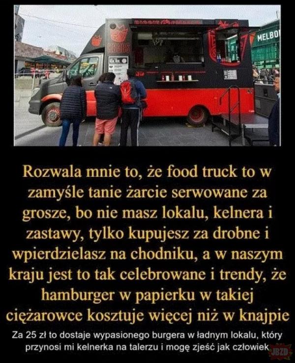 Bieda food truck