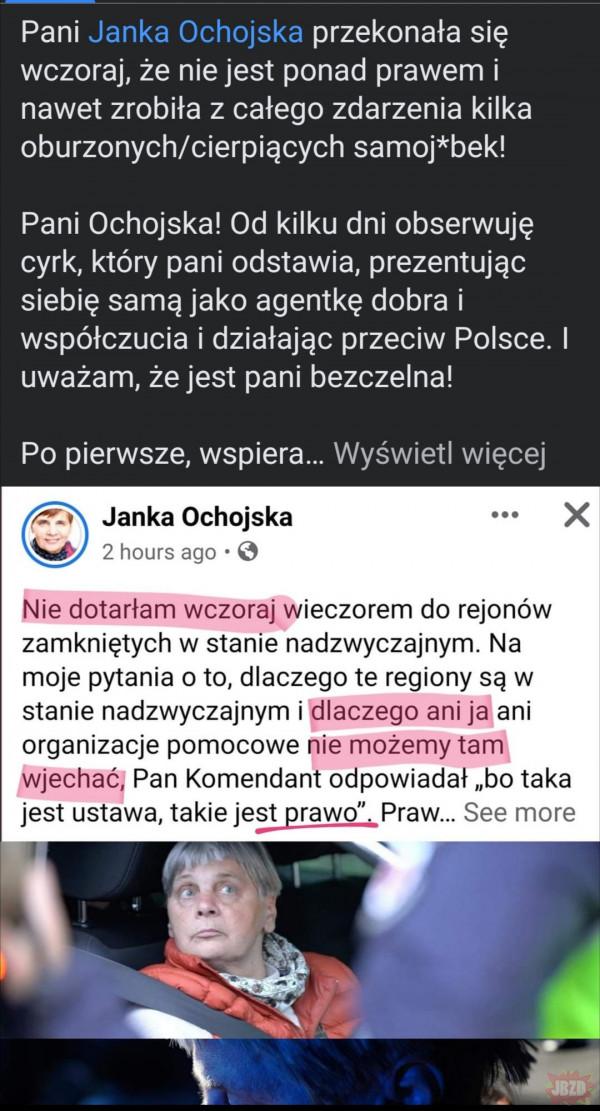 Janina Ochujska