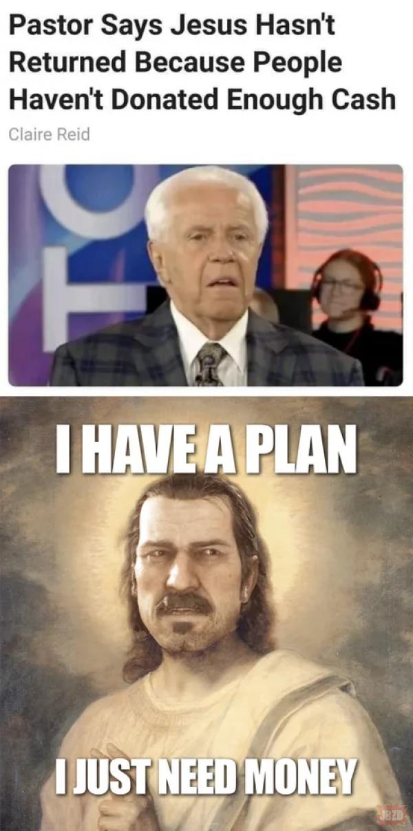 Mam plan!