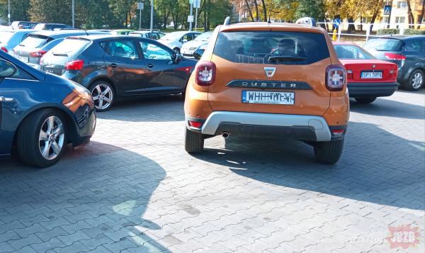 Genialne parkowanie